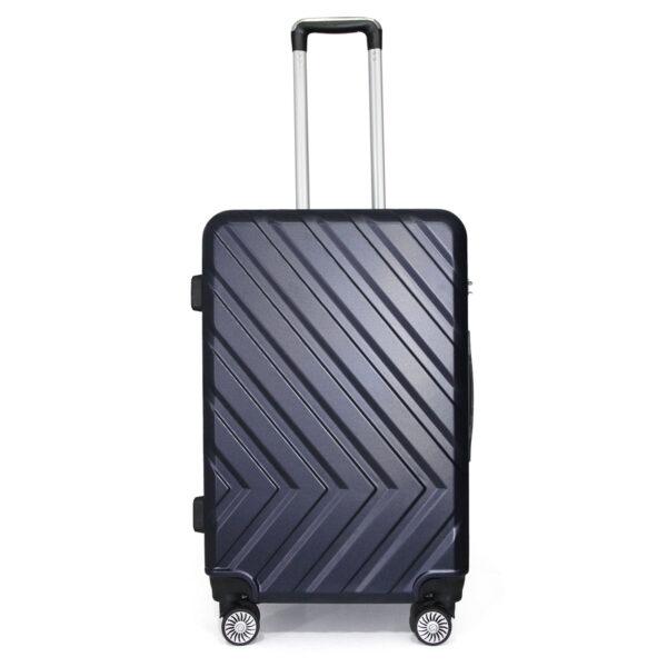 vali nhựa cứng ABS size 24 màu xanh dương đậm