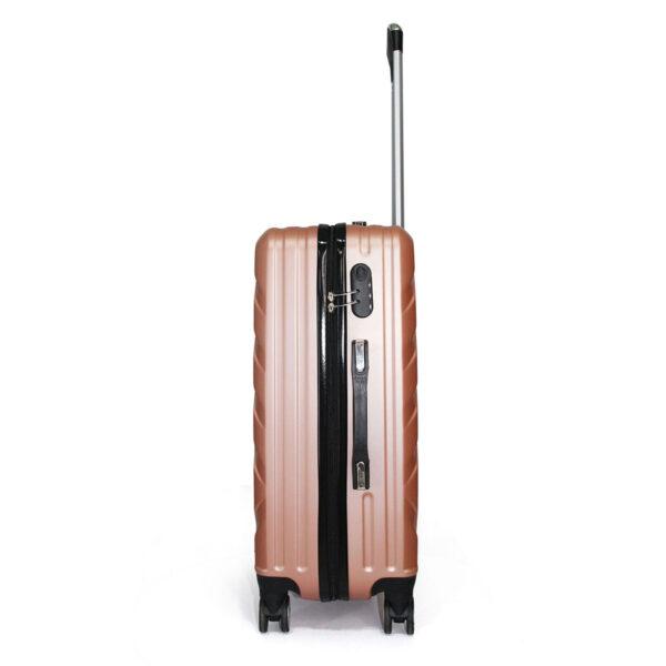 vali nhựa cứng ABS size 24 màu gold