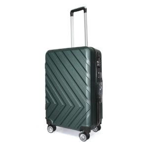 vali nhựa cứng ABS size 24 màu xanh rêu