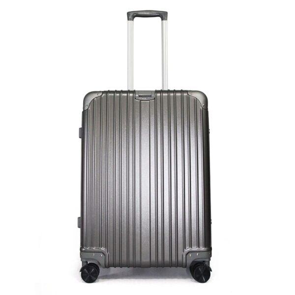 vali khung nhôm RMW01 size 22 màu xám chì