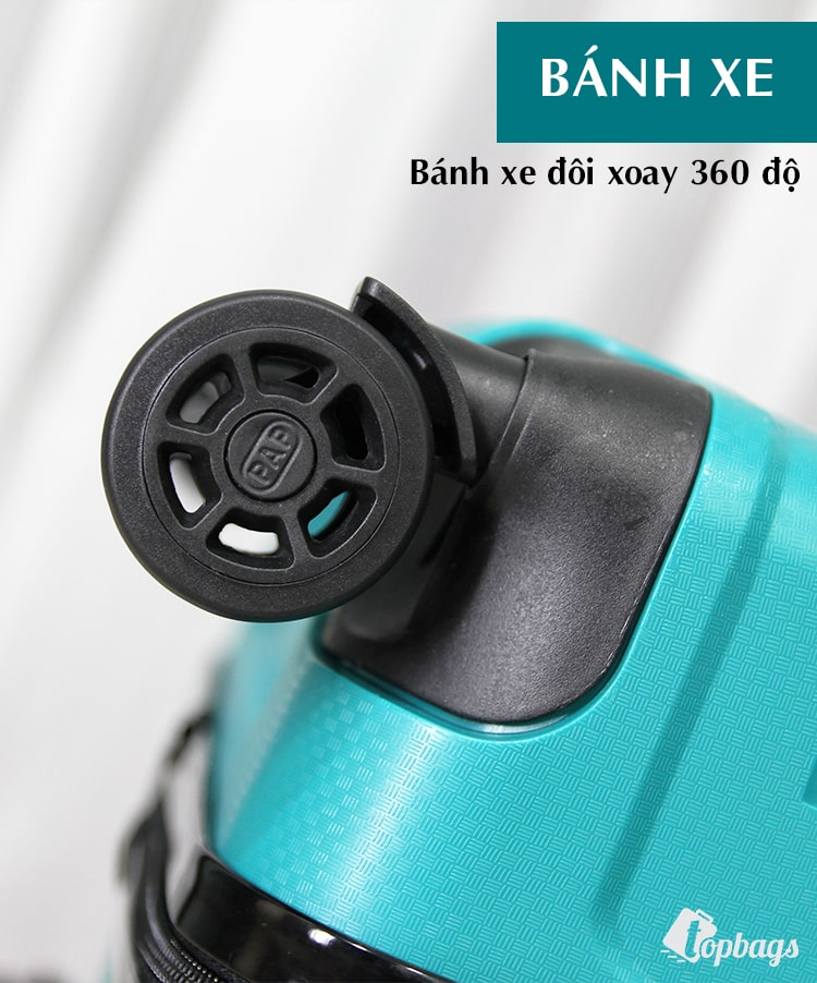 vali nhựa dẻo VL025