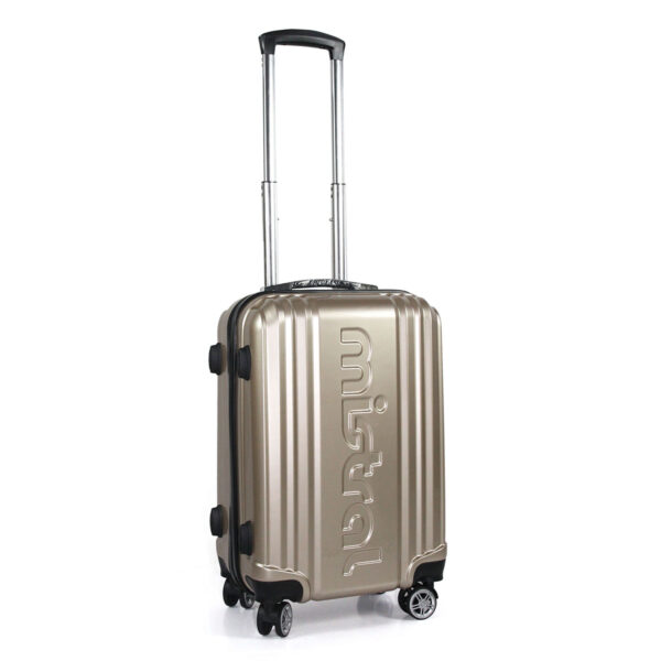 vali nhựa pc vl031 size 20 màu gold