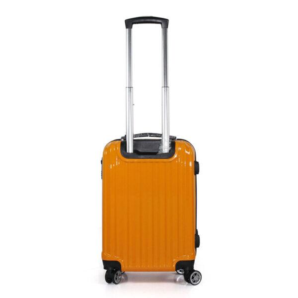 vali nhựa pc vl031 size 20 màu cam