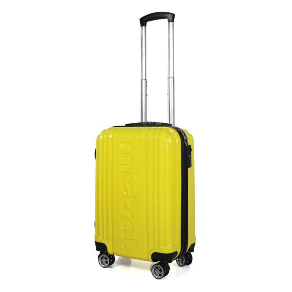 vali nhựa pc vl031 size 20 màu vàng