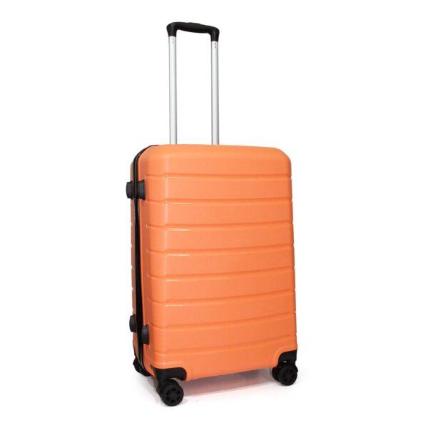 vali nhựa dẻo VL030 size 24 màu cam