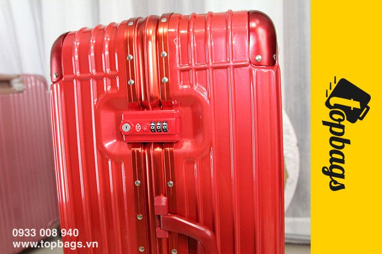 khóa TSA mua vali đi máy bay
