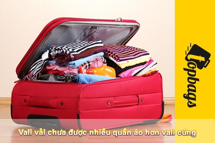 Vali vải chưa được nhiều quần áo hơn vali cứng-min