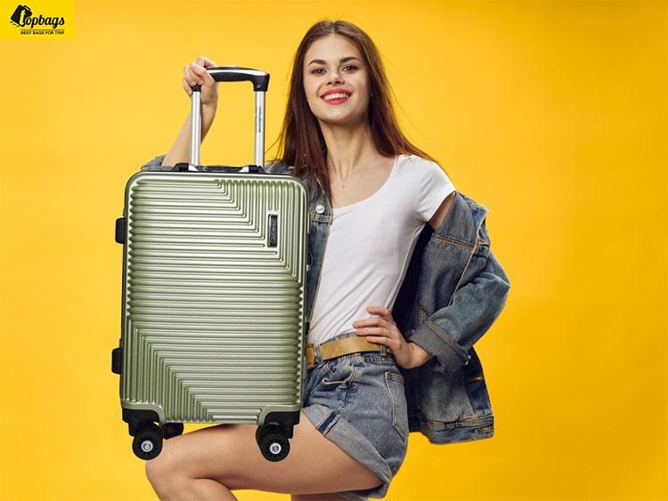 cô gái vali xanh VL025-topbags