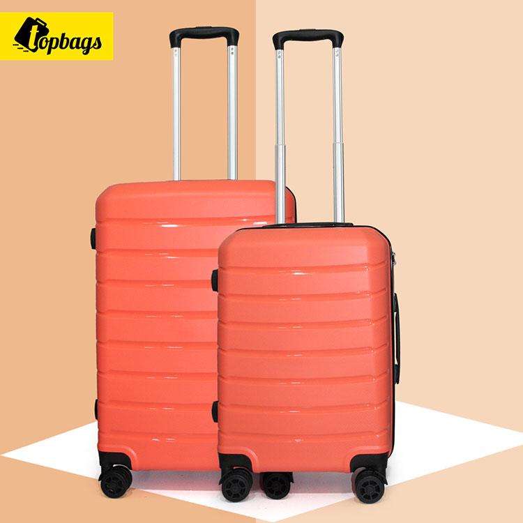 vali nhựa pp vl025 màu cam